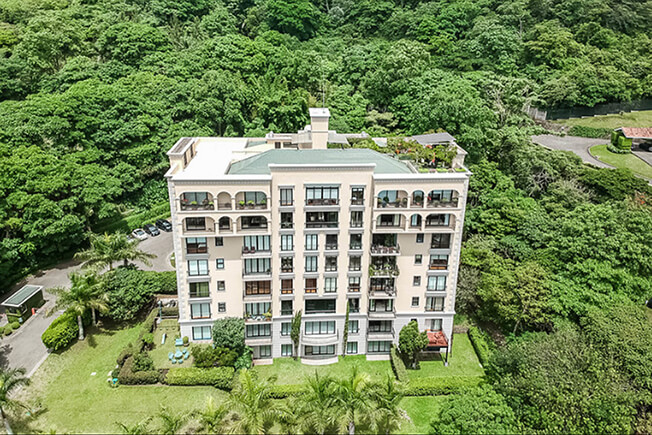 Spectacular Central Valley Views Penthouse in Escazu, Jaboncillos, Escazú, San José, Costa Rica